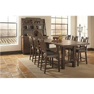Coaster Padima Casual Dining Room Group