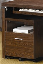 Clean Contemporary Design and Enhanced Storage Features