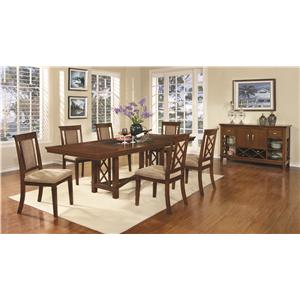 Coaster Pembrook Casual Dining Room Group