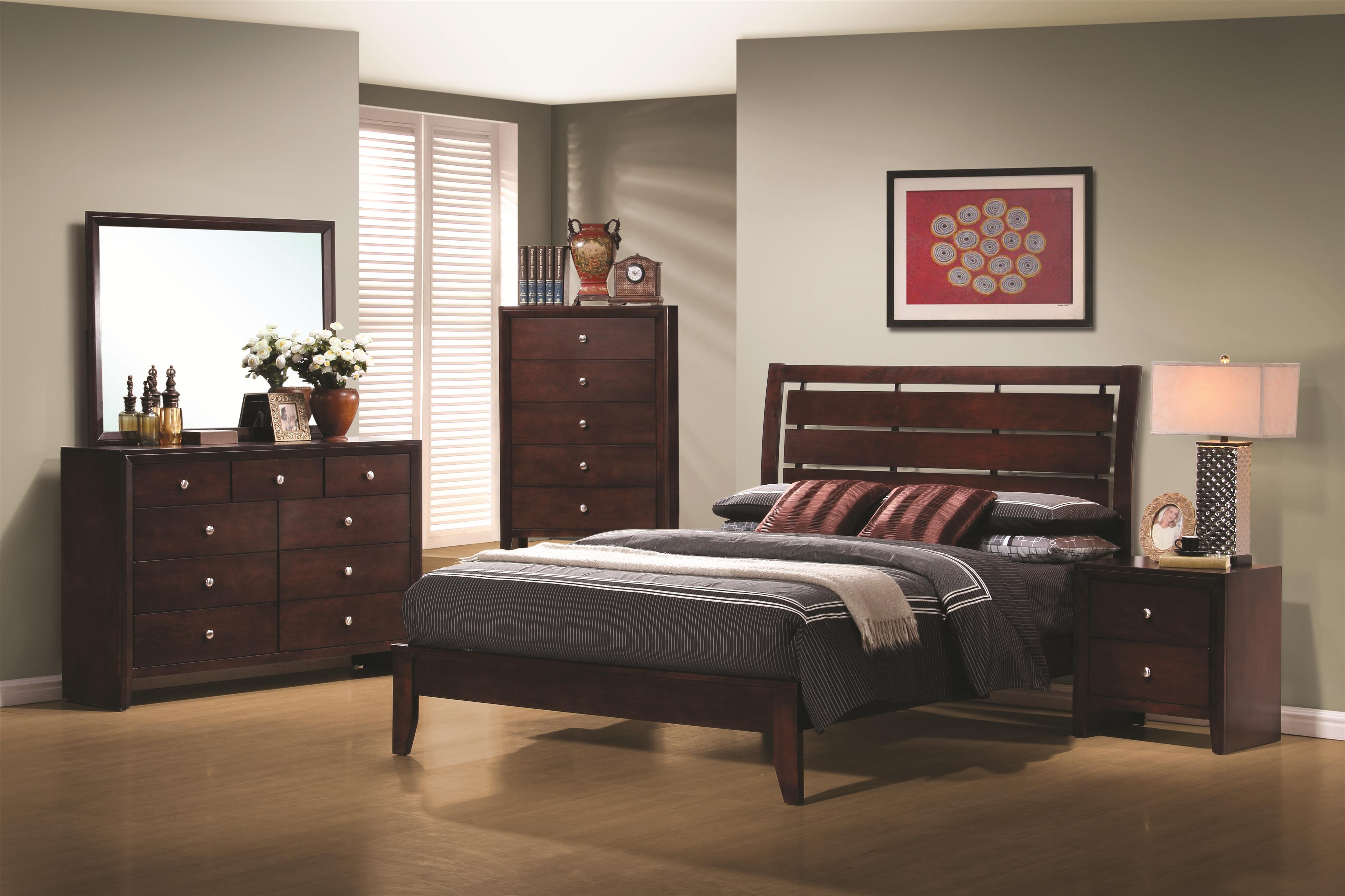 Full Bedroom Group by Coaster