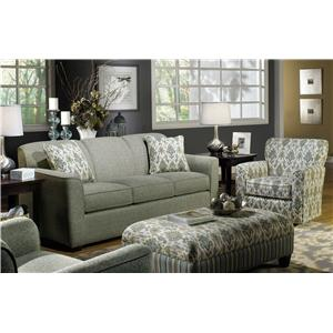 Craftmaster 725500 Stationary Living Room Group