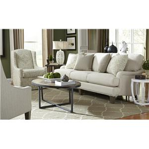 Craftmaster 742900 Stationary Living Room Group