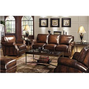 Hickorycraft L121500 Stationary Living Room Group