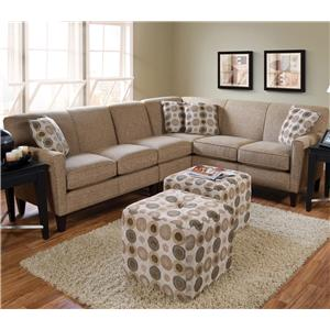 England Collegedale Upholstered Loveseat