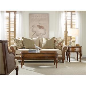 Hooker Furniture Windward Stationary Living Room Group