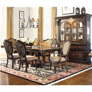 Fairmont Designs Grand Estates Formal Dining Room Group