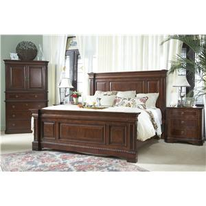 Belfort Signature Westview 819 Oval Occassional Chest with Drawers
