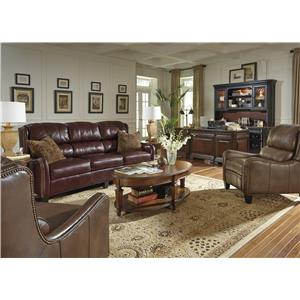 Flexsteel Latitudes-Lukas Stationary Living Room Group