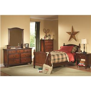 Homelegance Aris Twin Bedroom Group