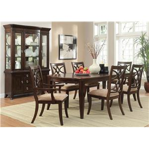 Homelegance Keegan Formal Dining Room Group