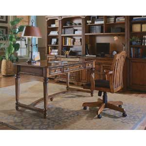 Hooker Furniture Brookhaven Tilt Swivel Desk Chair