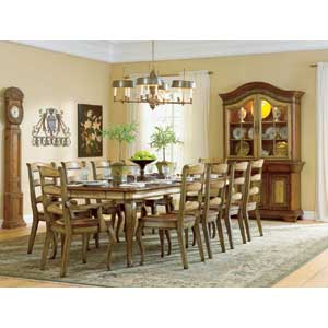 Hooker Furniture Vineyard Formal Dining Room Group