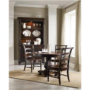 Hooker Furniture Eastridge Casual Dining Room Group