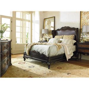 Hooker Furniture Grandover California King Bedroom Group