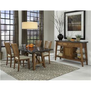 Intercon Lucca Dining Room Group