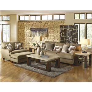 Jackson Furniture Hartwell Stationary Living Room Group