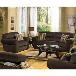 Jackson Furniture Mesa  Stationary Living Room Group
