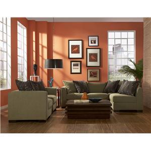 Jonathan Louis Fischer Stationary Living Room Group