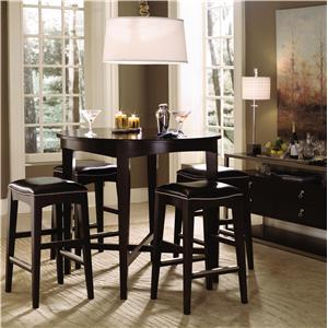 Kincaid Furniture Alston Casual Dining Room Group
