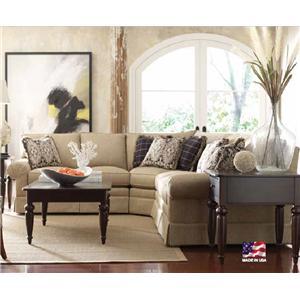 Kincaid Furniture Custom Select Upholstery Three Piece