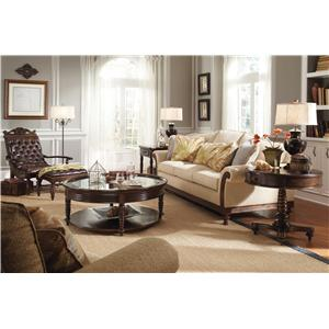 Kincaid Furniture Moonlight Bay Stationary Living Room Group