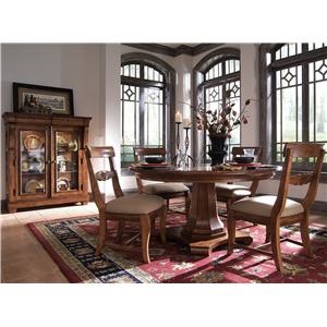 Kincaid Furniture Tuscano Casual Dining Room Group
