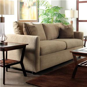 Metropia Jacobs Casual Twin Sleeper Sofa