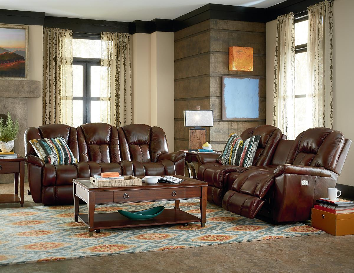 By La Z Boy. Reclining Living Room Group