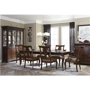 Legacy Classic Irving Park Formal Dining Room Group