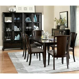 Legacy Classic Palisades  Casual Dining Room Group