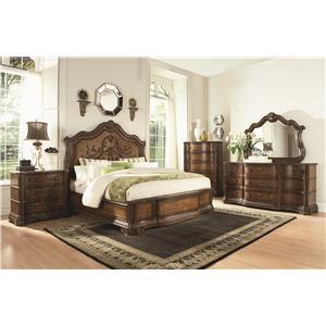 Legacy Classic Pemberleigh King Bedroom Group