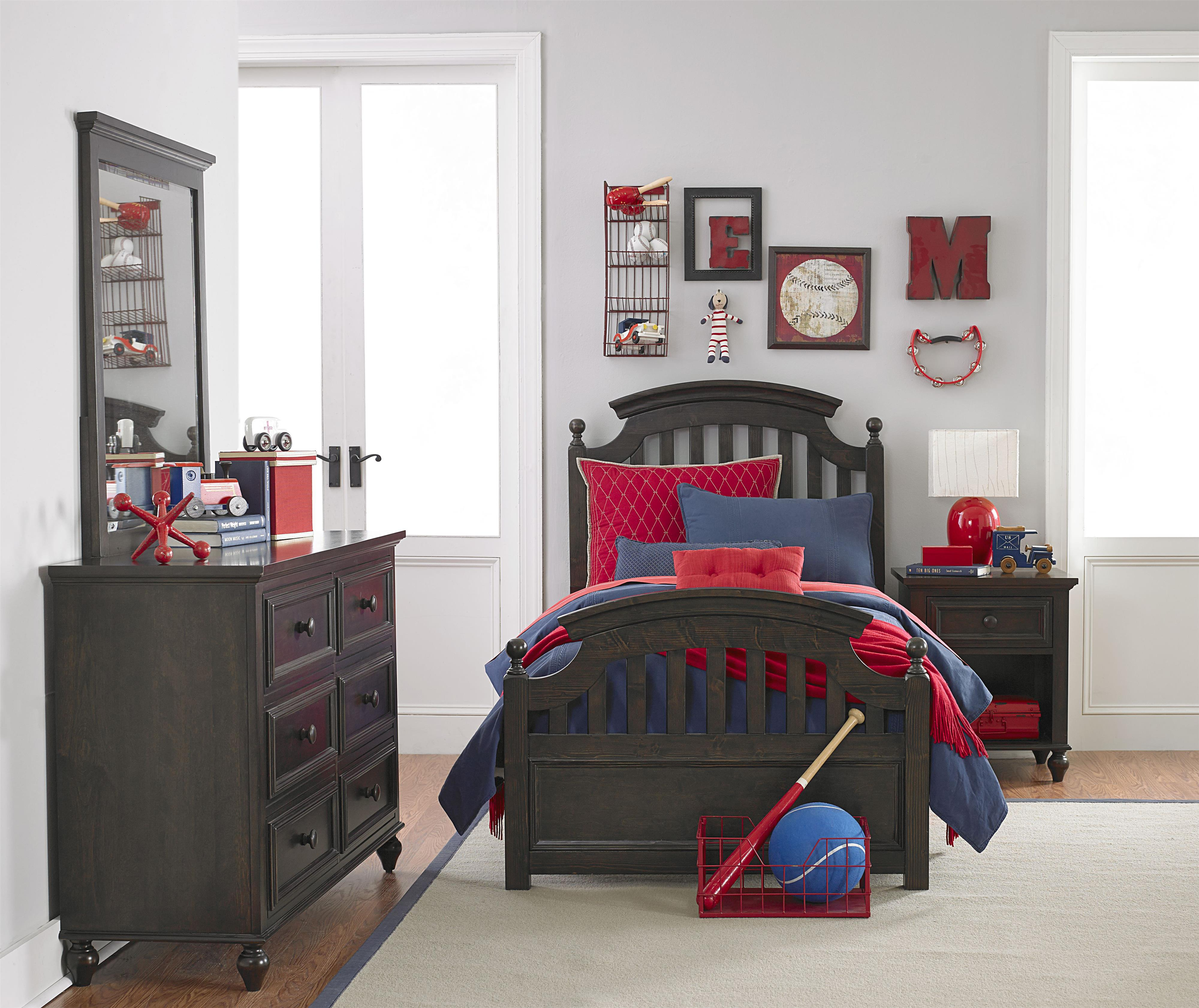 By Legacy Classic Kids. Twin Bedroom Group