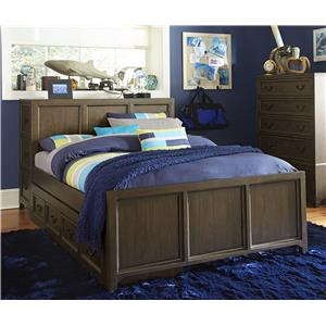 Legacy Classic Kids Kenwood Full Bedroom Group