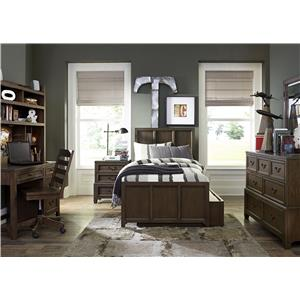 Legacy Classic Kids Kenwood Twin Bedroom Group