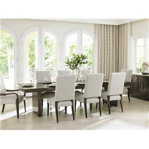 Lexington LAUREL CANYON Formal Dining Room Group