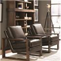 Lexington 11 South Chronicle Chair & Ottoman