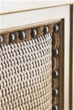 Distinctive Natural Look of Woven Rattan Provides a Soothing Escape for Your Eyes, Body and Spirit