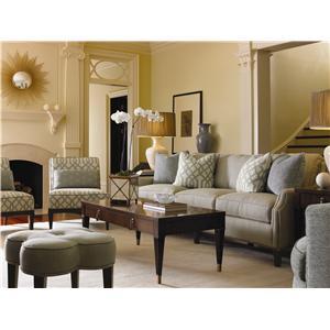 Lexington St. Tropez Stationary Living Room Group