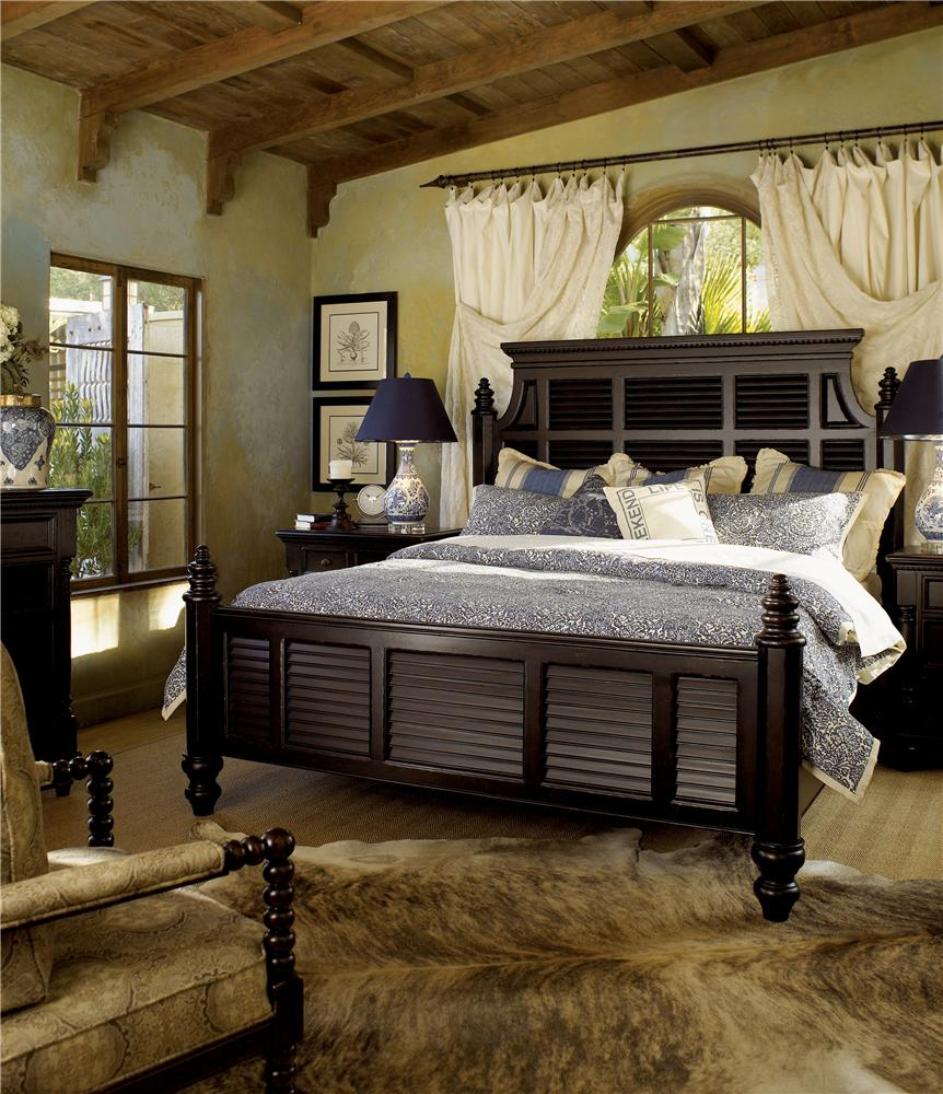 Kingstown 01 0619 by tommy bahama home baer 39 s - Tommy bahama beach house bedroom ...