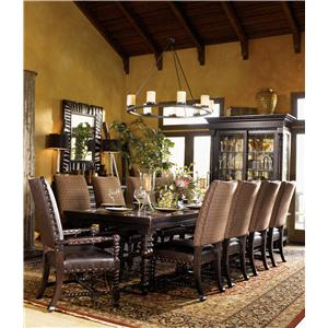 Tommy Bahama Home Kingstown 7Pc Dining Room