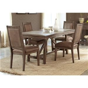 Liberty Furniture Stone Brook Casual Dining Room Group