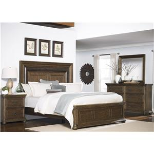 Liberty Furniture Twin Lakes Queen Bedroom Group