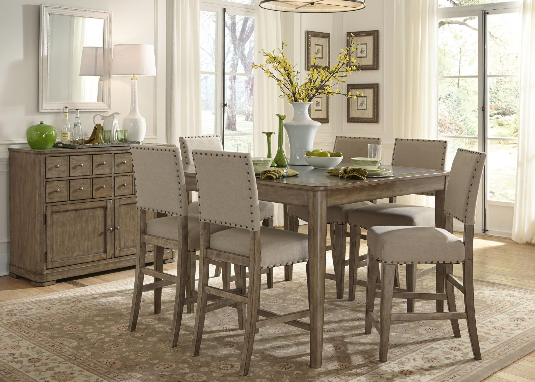 Casual Dining Room Group by Liberty Furniture | Wolf and Gardiner ...