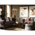 Custom Upholstery by Lillian August