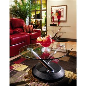 Magnussen Home Modesto Demiline Sofa Table