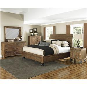 Magnussen Home  River Ridge Queen Bedroom Group