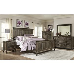 Magnussen Home Benton Queen Bedroom Group