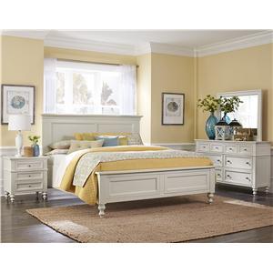 Magnussen Home Cape Maye King Bedroom Group