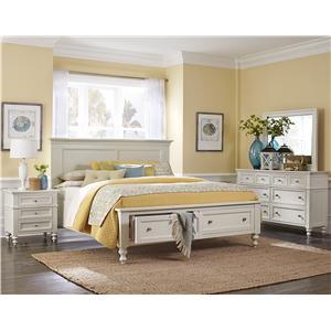 Magnussen Home Cape Maye Cal. King Bedroom Group