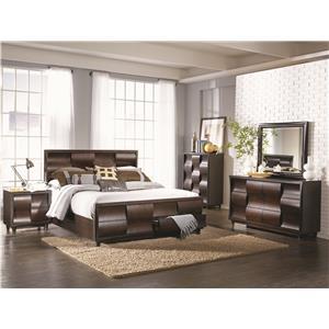 Magnussen Home Fuqua King Bedroom Group